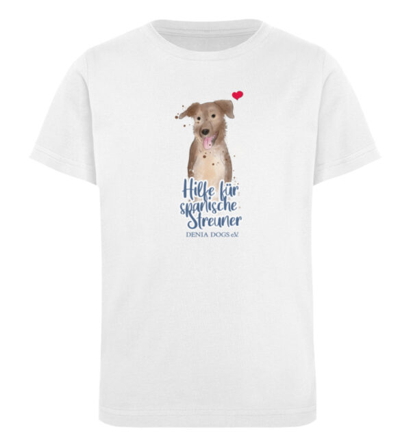Hundeliebe - Kinder Organic T-Shirt-3