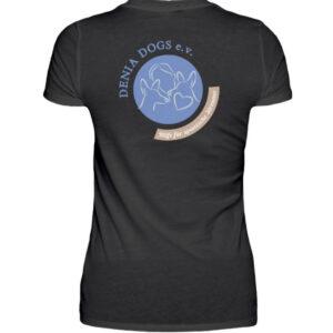 Denia Dogs Design - Damenshirt-16