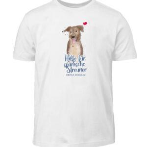 Hundeliebe - Kinder T-Shirt-3